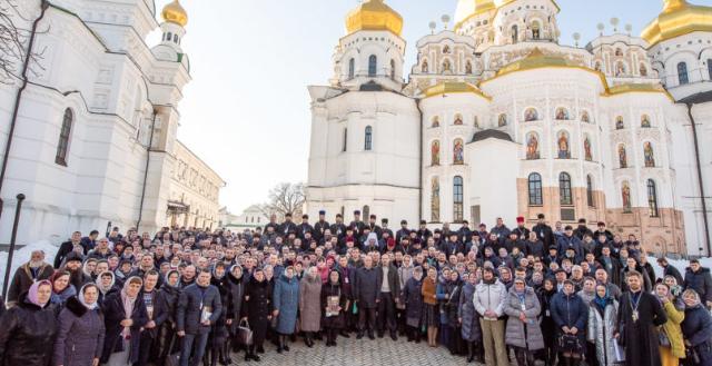 """УПЦ (МП) зібрала """"З'їзд представників захоплених храмів"""""""
