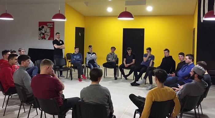 На Черкащині баптисти створили три лідерські групи наставництва
