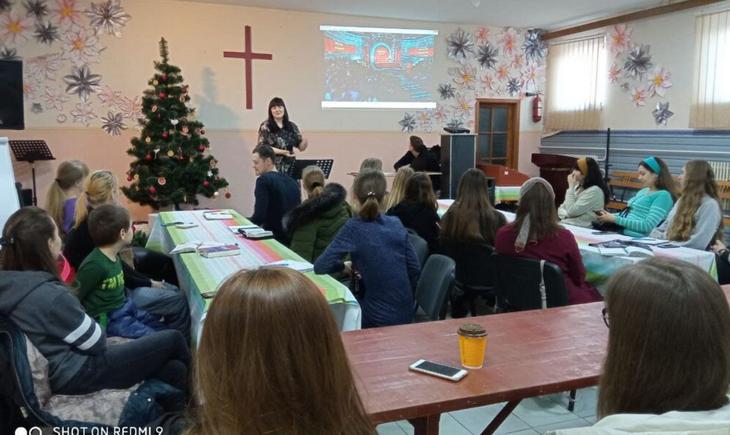У Харкові баптисти розглянули розвиток дитячого та підліткового служіння