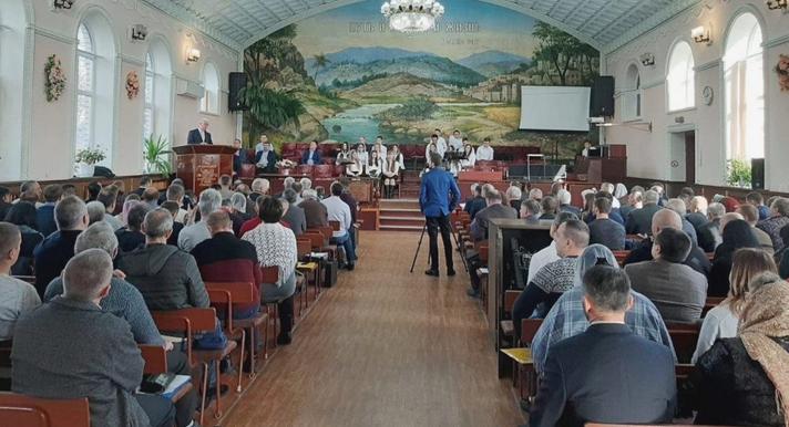 На Дніпропетровщині – 71 церква п