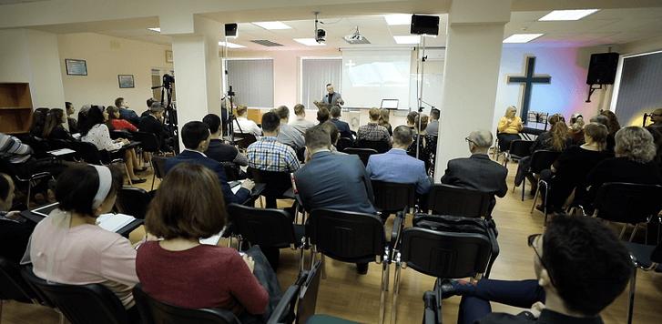 Ірпінська біблійна семінарія баптистів святкує 30-річчя