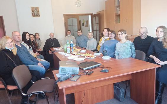 Під час карантину в УГКЦ організували дистанційне навчання волонтерів пенітенціарних установ