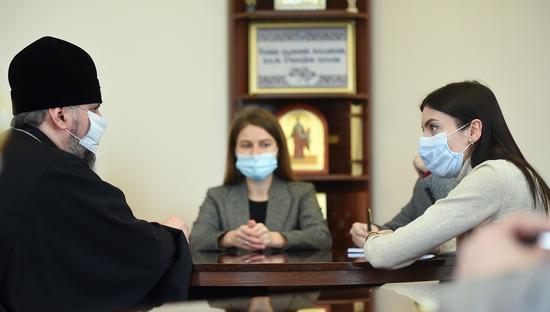 Глава ПЦУ обговорив з головою делегації ВР України в ПАРЄ питання ратифікації Стамбульської конвенції