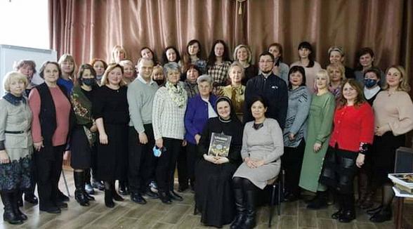 Вчителям християнської етики Тернополя презентували євангелізаційний проєкт «Католицизм»