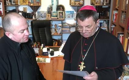 Римо-католики Хмельниччини мають четвертого екзорциста