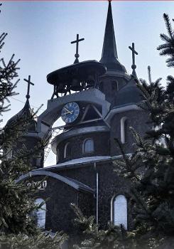 На Закарпатті діє церква, де служать три конфесії