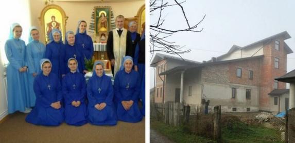 Монахині УГКЦ будують будинок для знедолених на Львівщині