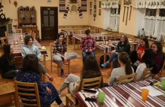 УГКЦ проводить регулярну Школу особистісного зростання для студентів Львівщини