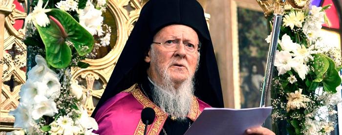 Вселенський патріарх підтвердив свій візит в Україну на 30-річчя її незалежності
