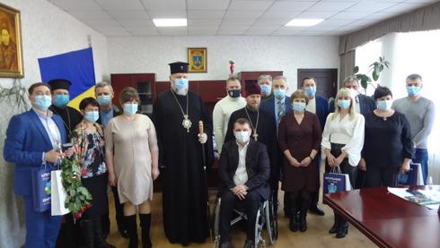 ПЦУ нагородила медиків Вінниччини за боротьбу з епідемією COVID-19