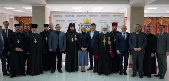 У Миколаєві відбувся перший молитовний сніданок