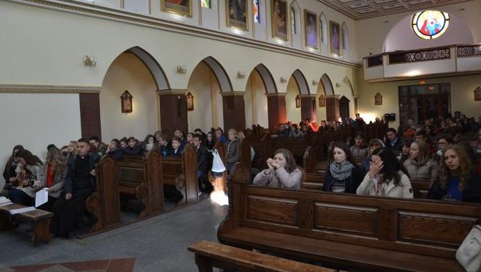 Римо-католики проведуть XXVIII День молоді Києво-Житомирської дієцезії