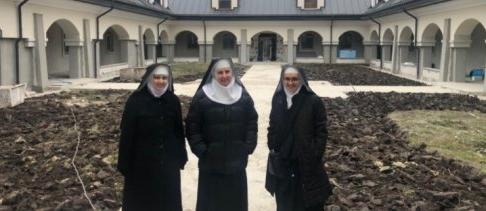 Біля Львова освятять римсько-католицький монастир