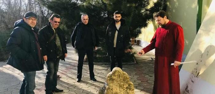 Дипломати Вірменії та представники Одеської єпархії УПЦ (МП) обговорили питання охорони древніх пам'яток