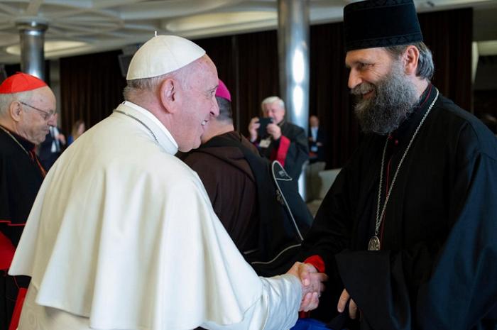 Угорський архієпископ просить папу Римського не допустити єдності греко-католиків України