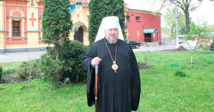 Через Covid-19 помер Хмельницький митрополит ПЦУ