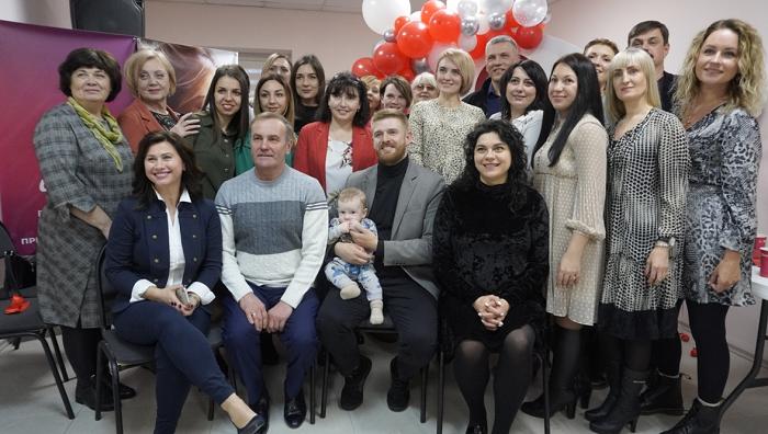 Відкрився перший на Донбасі та сьомий в Україні «Life центр» для жінок