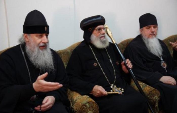Розірвавши відносини з Олександрійським Патріархатом, УПЦ (МП) налагоджує стосунки з монофізитською Коптською Церквою