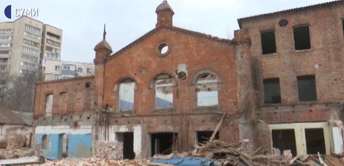 У Сумах забудовник знищив будинок, який ймовірно був храмом, де у 1920-х роках діяла парафія УАПЦ