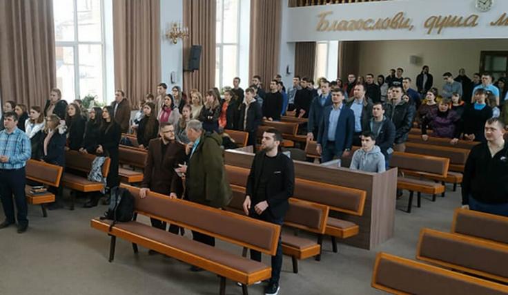 Баптисти провели молодіжні конференції в Сумах і Харкові