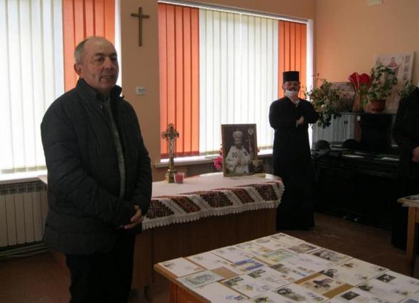 На Львівщині відбулася виставка «Українська Греко-Католицька Церква у філателістичних матеріалах»