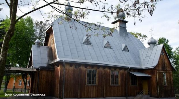 У Львові погасили конфлікт: дерев'яну церкву не будуть зносити