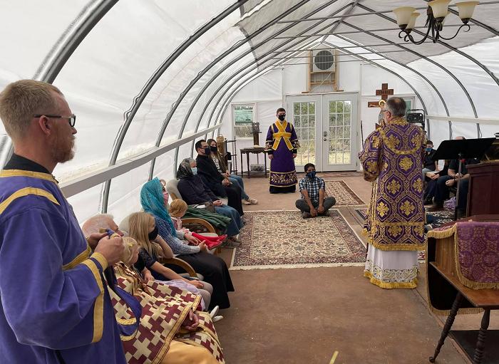 В Нью-Мехіко відкрито православну місію УПЦ Константинопольського Патріархату