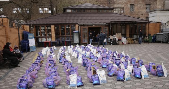 На Рамадан українські мусульмани провели для тисяч людей добродійні акції