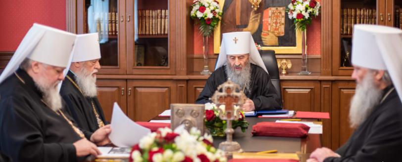 Синод УПЦ (МП) обрав двох нових єпископів і створив громадську раду для взаємодії з державними та приватними організаціями
