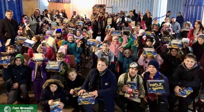 На Донбасі поширять 100 тисяч дитячих «Нових Заповітів в картинках»