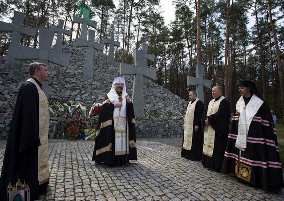 Глава УГКЦ: «Не було покаяння за гріх комунізму, тому ця ідеологія донині продовжує вбивати»