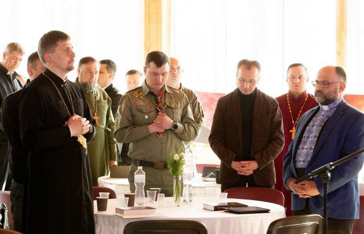 Вперше в Ірпені відбувся міжконфесійний молитовний сніданок