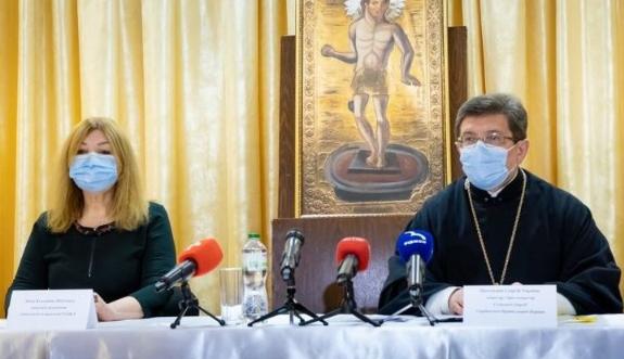 Сумська єпархія УПЦ (МП) зібрала понад 1 млн грн онкохворим дітям