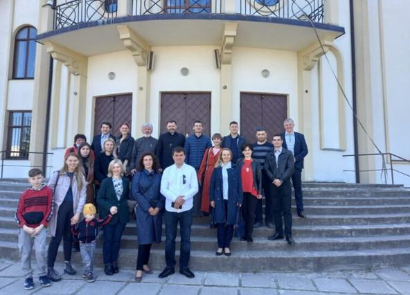 У Львові запрацював центр родини «Назарет» для допомоги залежним особам та їхнім сім'ям
