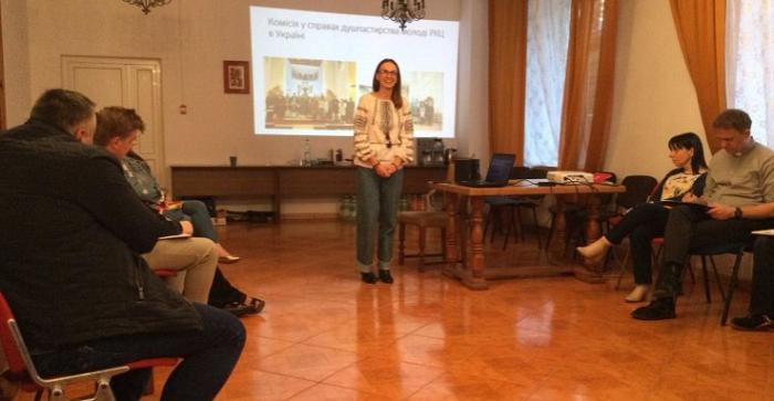 Римо-католики організували під Києвом Школу душпастирства молоді