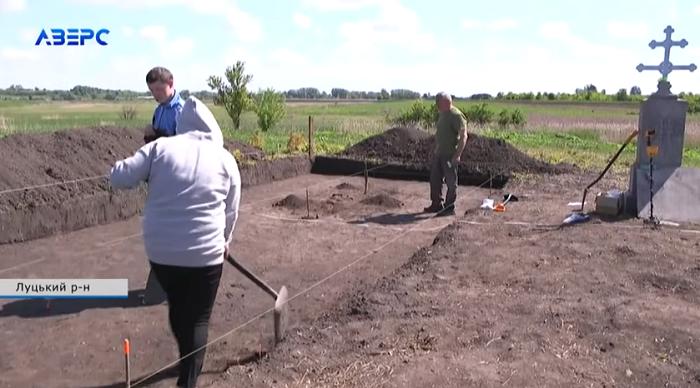 Поліція розслідує археологічні розкопки, ініційовані архімандритом УПЦ (МП)