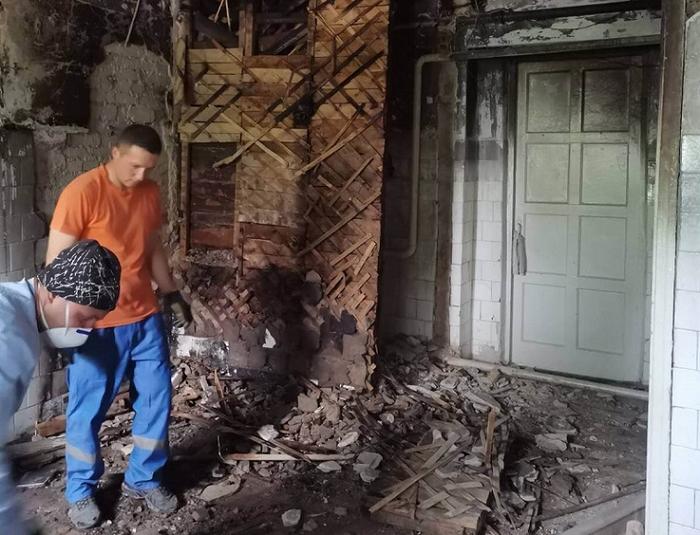 Православний допоміг баптистам врятувати храм від пожежі