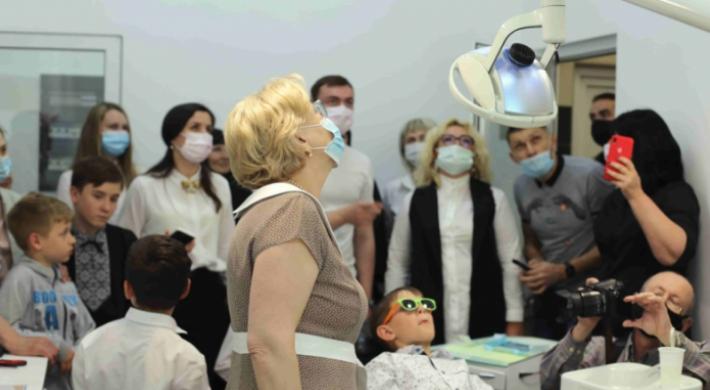 Греко-католики відкрили у Львові стоматологічний кабінет