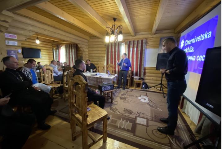 На Буковині священників УГКЦ навчають фандрайзингу і правилам написання проєктів