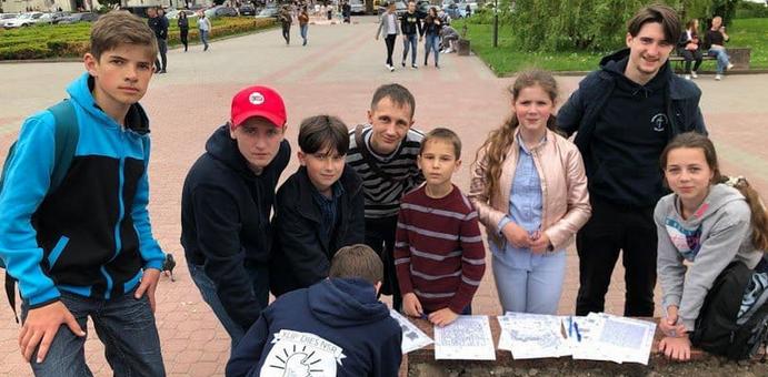 Обласний підлітковий квест та біблійну вікторину провели у Тернополі