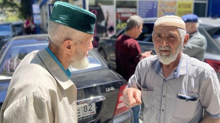 Голову мусульманської громади в Алушті викликали до суду за книги, не заборонені в РФ