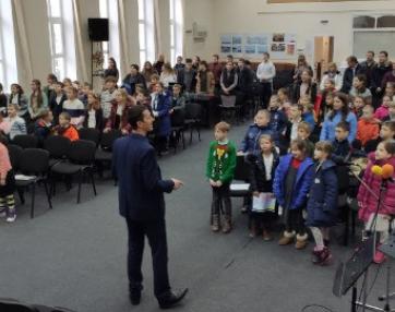 Черкаська гімназія адвентистів розширює діяльність та отримує підтримку місцевої влади