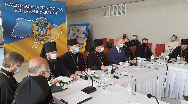 Всеукраїнська Рада Церков заохочує створення міжконфесійних рад на місцевому рівні