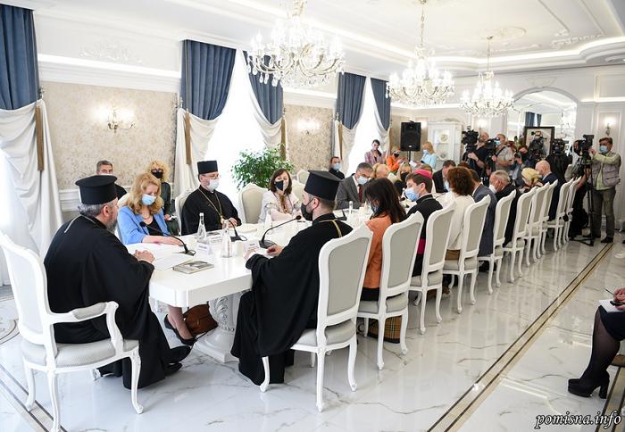 У Києві урочисто презентували книгу «Варфоломій: Апостольська місія. Пророче бачення»