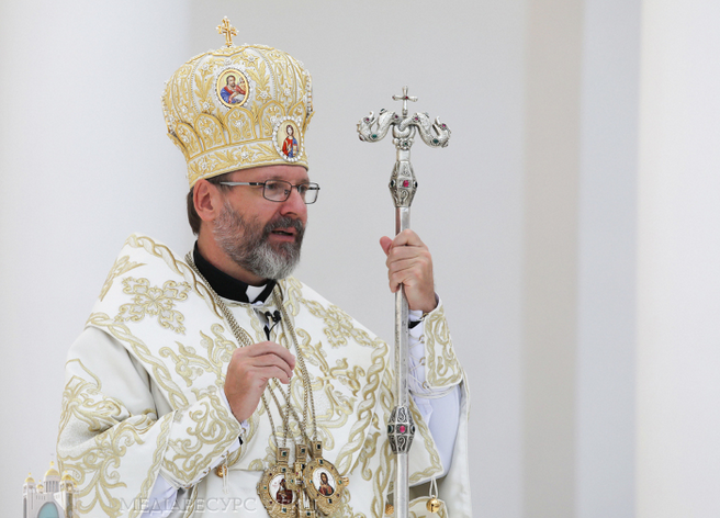Глава УГКЦ: «Перед обличчям наших православних братів маємо бути свідками і проповідниками єдності»