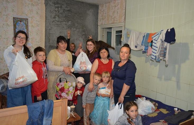 Понад 5 тис. українців отримали разову допомогу через соціальне благовістя «Християни для України»