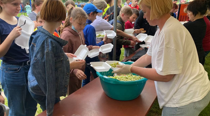 На Сумщині баптисти провели фестиваль молоді
