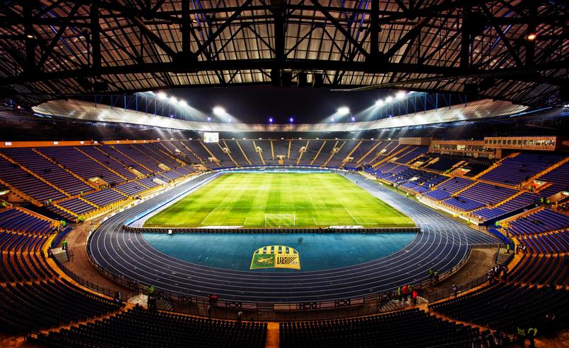 Рух «Нове покоління» готує великий молитовний захід на стадіоні в Харкові