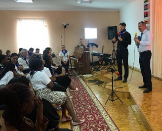 Студенти з Африки ініціюють створення адвентистських громад в Україні