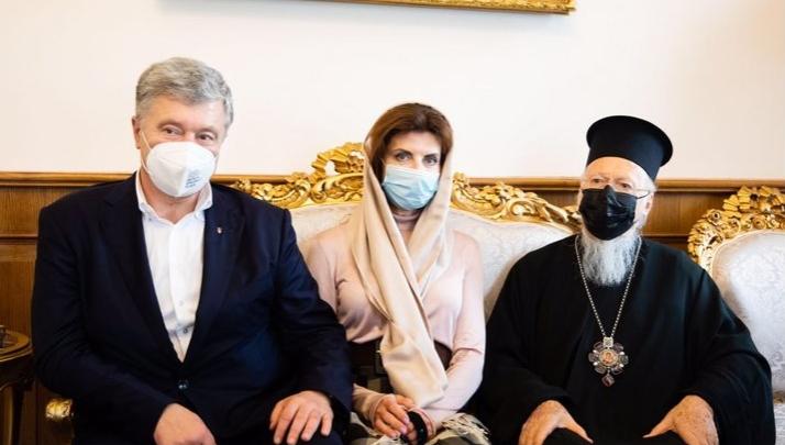 Патріарх Варфоломій: «З натхненням чекаю на візит до України»